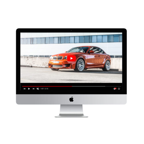 BMW Clip Movie Film YouTube Alan Everywhere Herzblut Design
